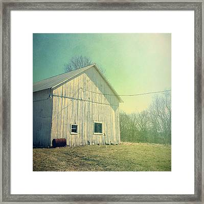 Early Morning Light Framed Print by Olivia StClaire