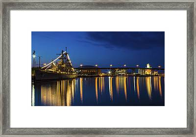 Framed Print featuring the photograph Early Morning On The Buffalo River by Don Nieman