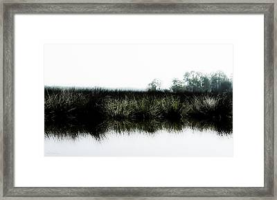 Early Morning Quiet Framed Print