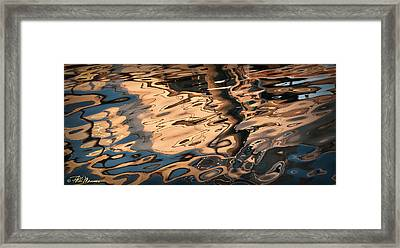 Framed Print featuring the photograph Early Morning Reflections by Phil Mancuso