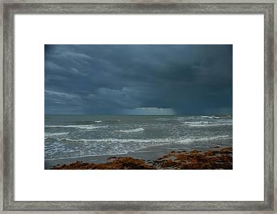 Early Morning Storm Framed Print