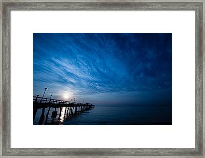 Early Morning Sunrise Framed Print by Mike Burgquist