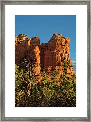 Early Morning, Teapot Trail, Coffee Framed Print