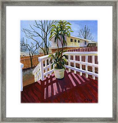 Early Spring 3 Framed Print by Ping Yan