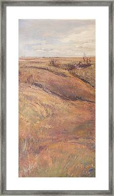 Early Spring  Framed Print by Helen Campbell