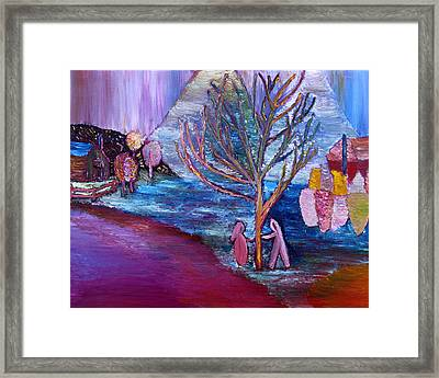 Early Spring Framed Print by Vadim Levin