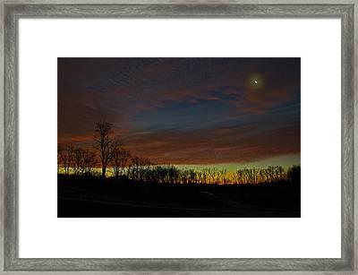 Early Light Framed Print