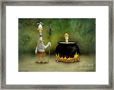 Earlybird Special... Framed Print by Will Bullas