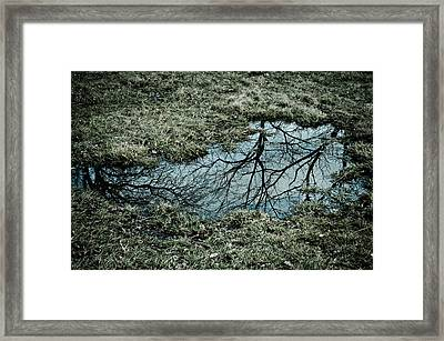 Earth And Sky Framed Print by Off The Beaten Path Photography - Andrew Alexander