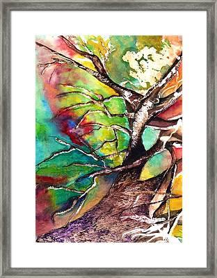 Earth Angel Sold Framed Print