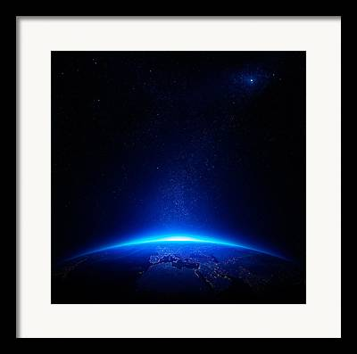 Starfield Framed Prints