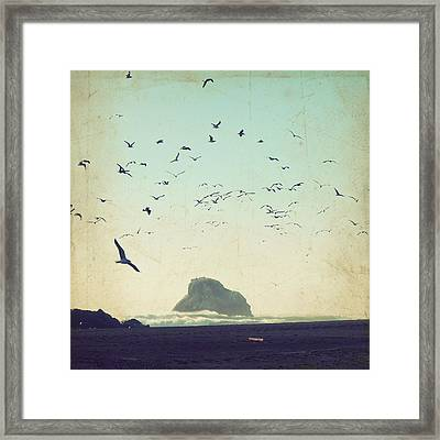Earth Music Framed Print by Lupen  Grainne