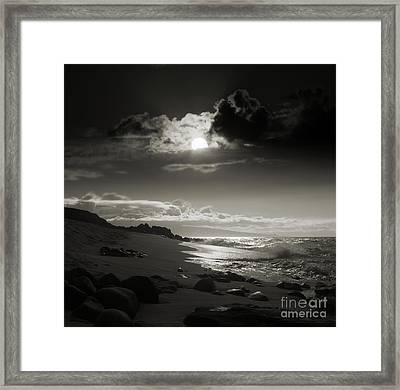 Earth Song Framed Print by Sharon Mau