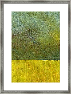 Earth Study Two Framed Print