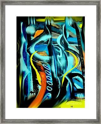 Imagination -  Framed Print by Yul Olaivar