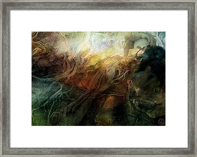 Earthborn Framed Print by Gun Legler
