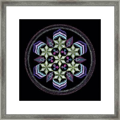 Earth's Forgiveness Framed Print