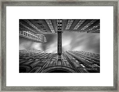 East 24th Framed Print