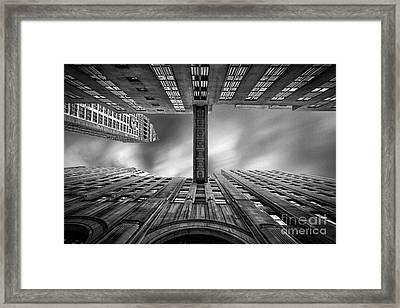 East 24th Framed Print by John Farnan