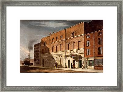 East London Theatre, Formerly The Framed Print