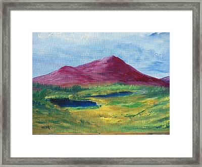 East Of Schull Framed Print by Conor Murphy