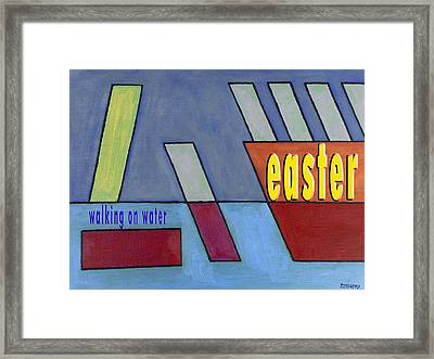 Easter 31 Framed Print by Patrick J Murphy