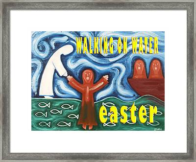 Easter 38 Framed Print by Patrick J Murphy