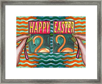 Easter 54 Framed Print