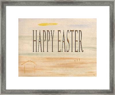 Easter 57 Framed Print