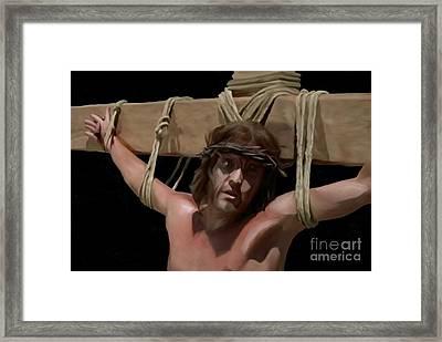 Easter Framed Print by Bryan Crawley