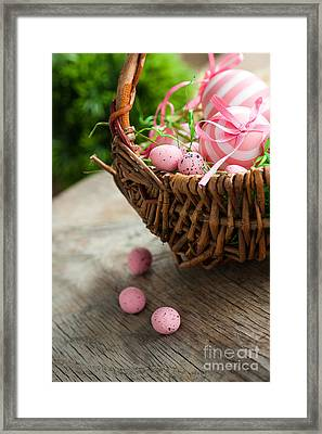 Easter Concept Framed Print
