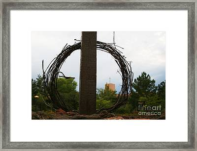 Easter Morn Framed Print by Jeanette French