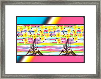 Easter Morning Framed Print