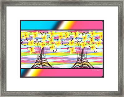 Easter Morning Framed Print