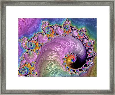Easter Parade Framed Print by HH Photography of Florida