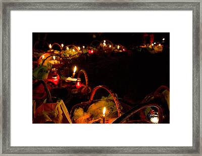Easter Tradition Framed Print by Jon Emery