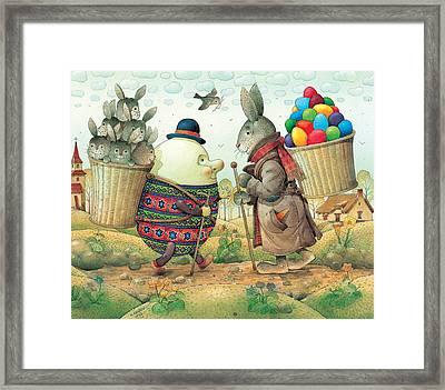 Eastereggs 03 Framed Print