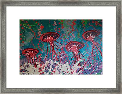 Easterjelly Framed Print by DC Decker