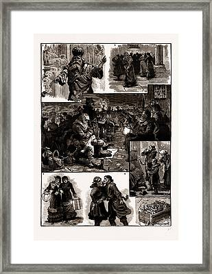 Eastern In Southern Russia Framed Print by Litz Collection