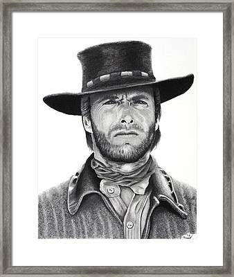 Eastwood Framed Print by Tim Trojan