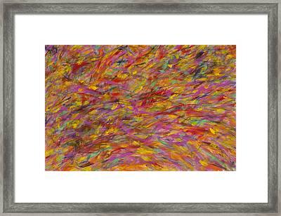 Easy Flow Framed Print
