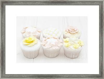 Eat With Your Eyes Framed Print by Anne Gilbert