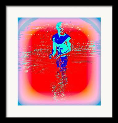 Cyklop Framed Prints
