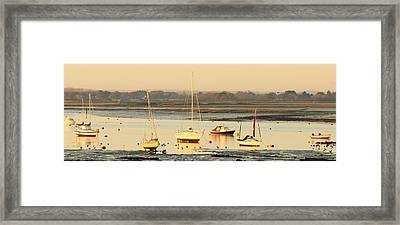 Ebbtide Emsworth Framed Print