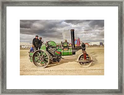 Ebenezer  Framed Print