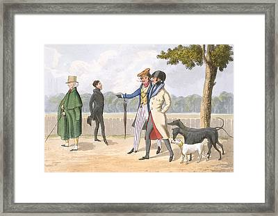 Eccentricity, Plate 11 From The Framed Print