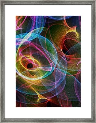 Echo Framed Print by Owlspook