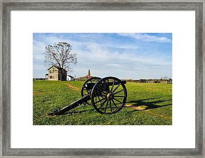 Echoes Of The Past 2 Framed Print