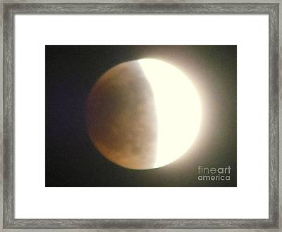 Eclipse Framed Print by Eclectic Captures