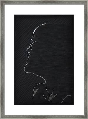 Ecstasy At Midnight Framed Print
